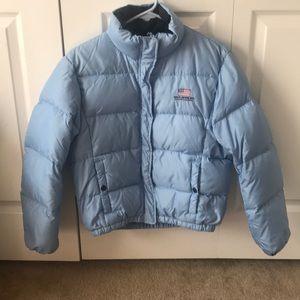 Polo jean down jacket - Small